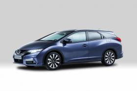 Ver foto 13 de Honda Civic Tourer 2014