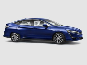 Ver foto 2 de Honda Clarity Electric USA 2017
