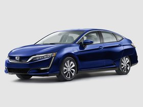 Ver foto 7 de Honda Clarity Electric USA 2017