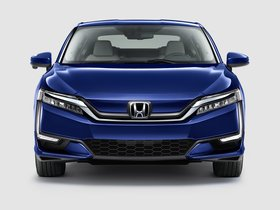Ver foto 6 de Honda Clarity Electric USA 2017