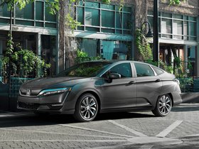 Ver foto 5 de Honda Clarity Electric USA 2017