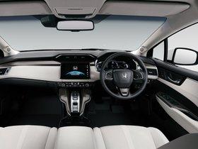 Ver foto 10 de Honda Clarity Fuel Cell Concept 2015