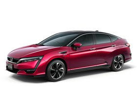 Ver foto 1 de Honda Clarity Fuel Cell Concept 2015