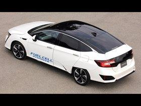 Ver foto 12 de Honda Clarity Fuel Cell Concept 2015