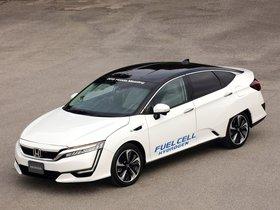 Ver foto 11 de Honda Clarity Fuel Cell Concept 2015