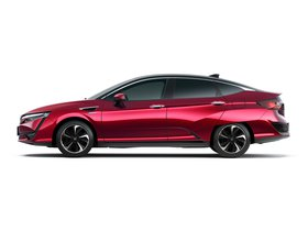 Ver foto 8 de Honda Clarity Fuel Cell Concept 2015