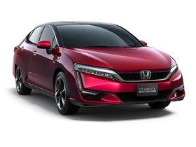 Ver foto 7 de Honda Clarity Fuel Cell Concept 2015