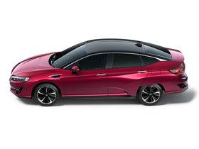 Ver foto 3 de Honda Clarity Fuel Cell Concept 2015