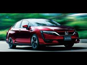 Ver foto 2 de Honda Clarity Fuel Cell Concept 2015