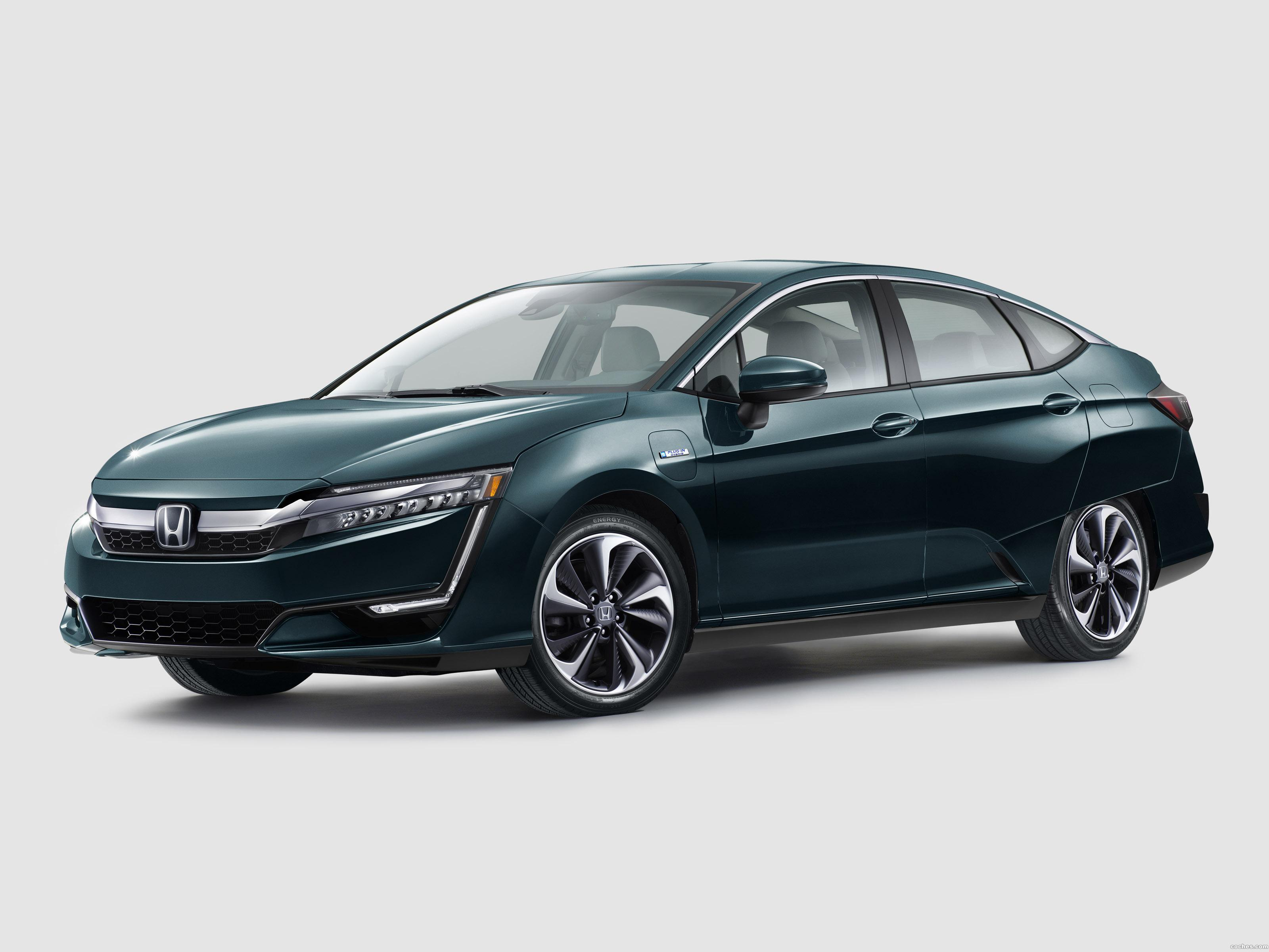 Foto 0 de Honda Clarity Plug-In Hybrid USA 2017