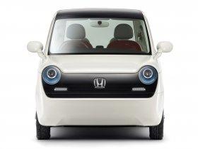 Ver foto 4 de Honda EV-N Concept 2009