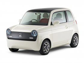 Ver foto 1 de Honda EV-N Concept 2009