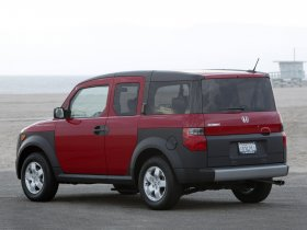 Ver foto 3 de Honda Element 2003