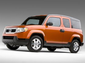 Ver foto 8 de Honda Element EX 2008