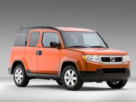 Ver foto 7 de Honda Element EX 2008