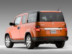Ver foto 3 de Honda Element EX 2008