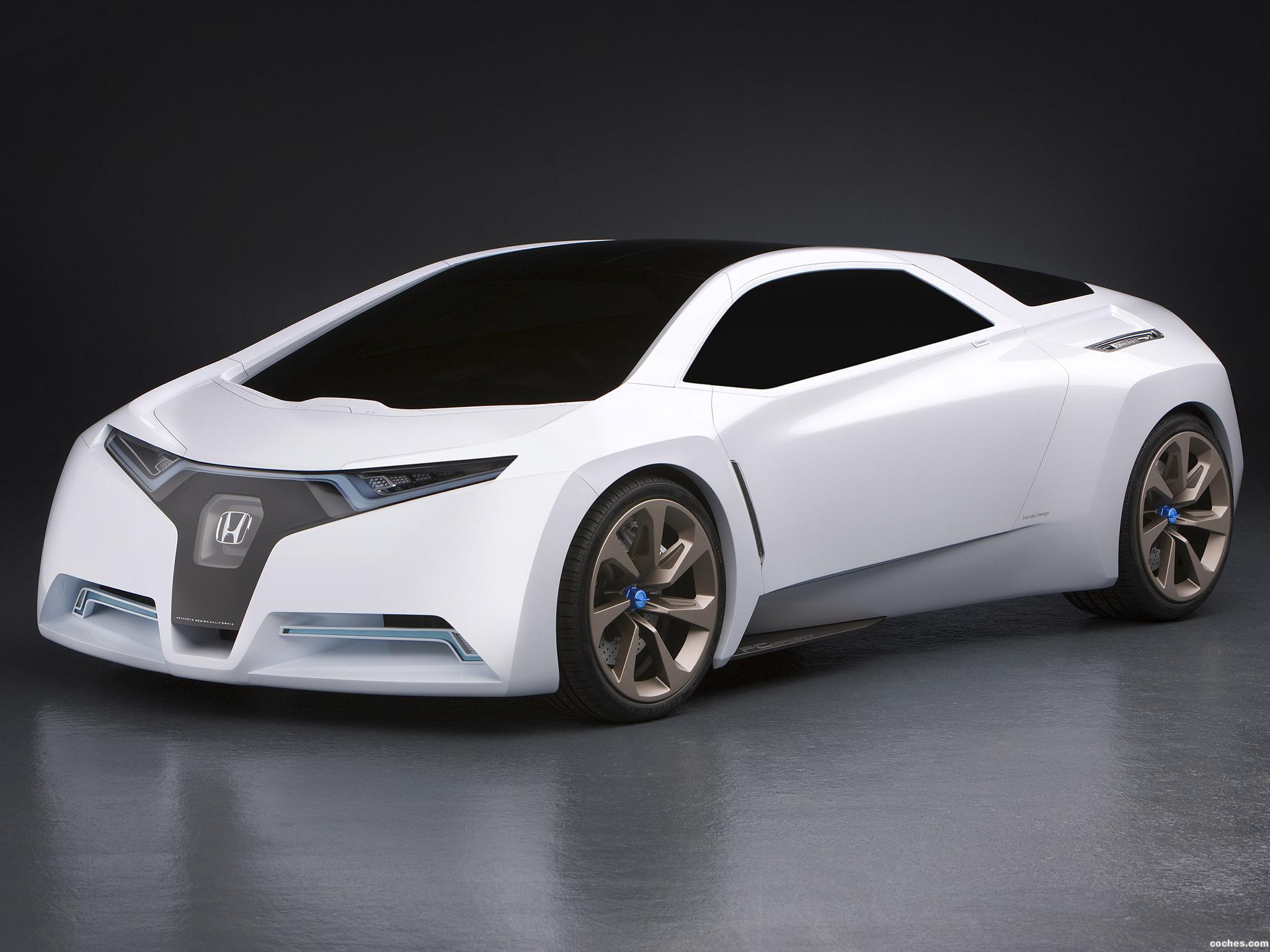 Foto 0 de Honda FC Sport Concept 2008