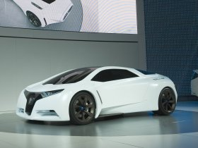 Ver foto 3 de Honda FC Sport Concept 2008