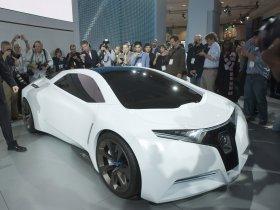 Ver foto 2 de Honda FC Sport Concept 2008
