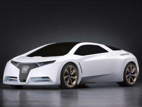 Ver foto 9 de Honda FC Sport Concept 2008