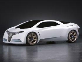 Ver foto 8 de Honda FC Sport Concept 2008