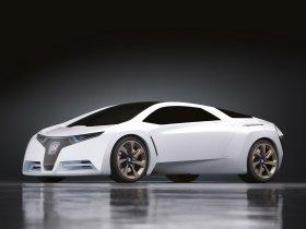 Ver foto 7 de Honda FC Sport Concept 2008