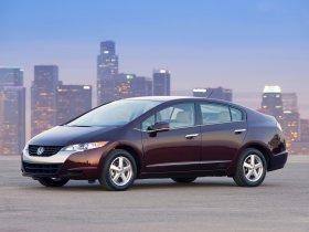 Ver foto 4 de Honda FCX Clarity 2008