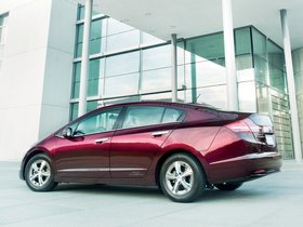 Ver foto 2 de Honda FCX Clarity Europe 2009