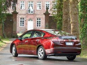 Ver foto 13 de Honda FCX Clarity Europe 2009