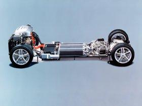 Ver foto 3 de Honda FCX Concept 1999