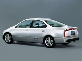 Ver foto 2 de Honda FCX Concept 1999