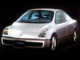 Ver foto 1 de Honda FCX Concept 1999