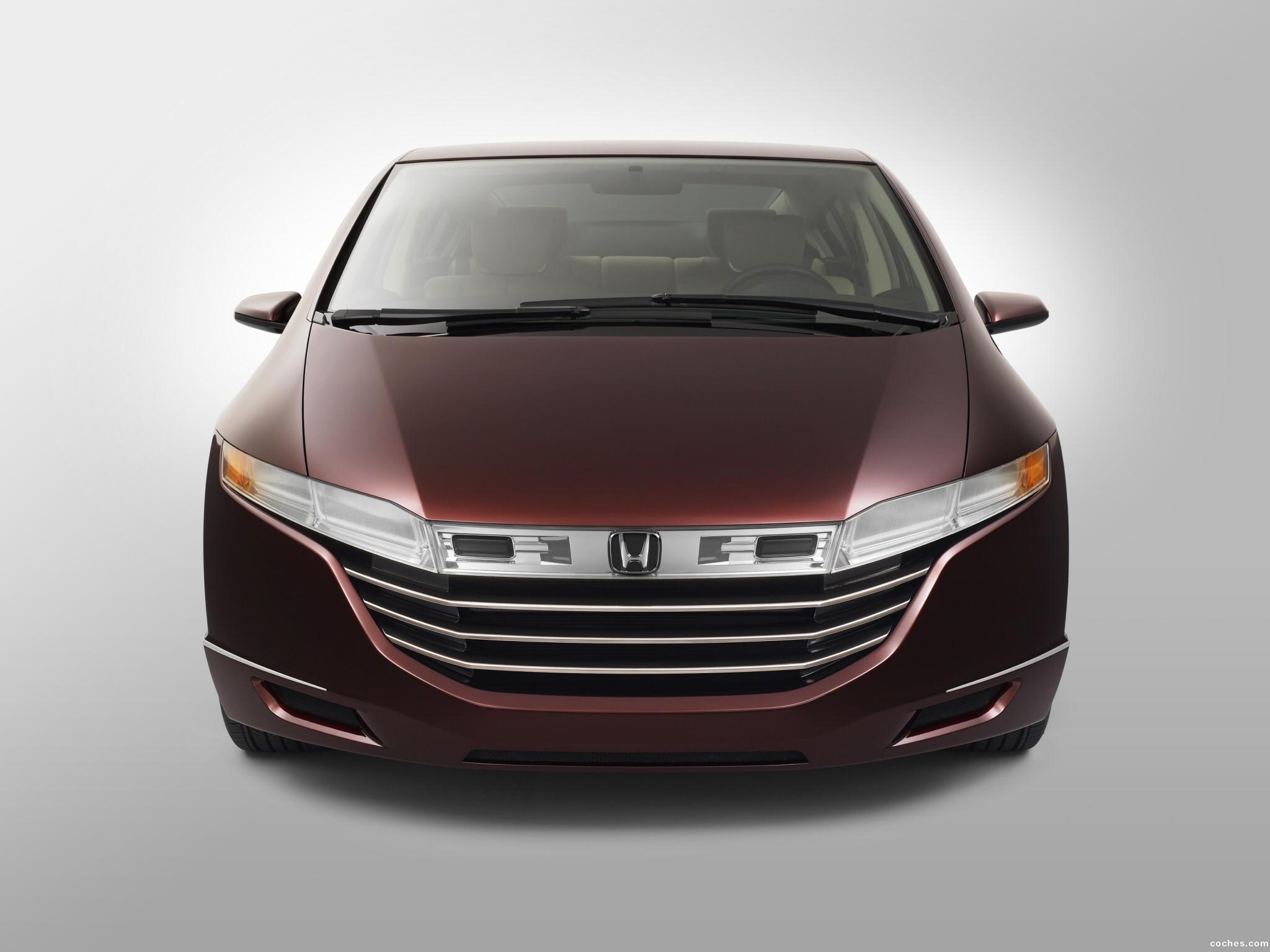 Foto 10 de Honda FCX Concept 2006