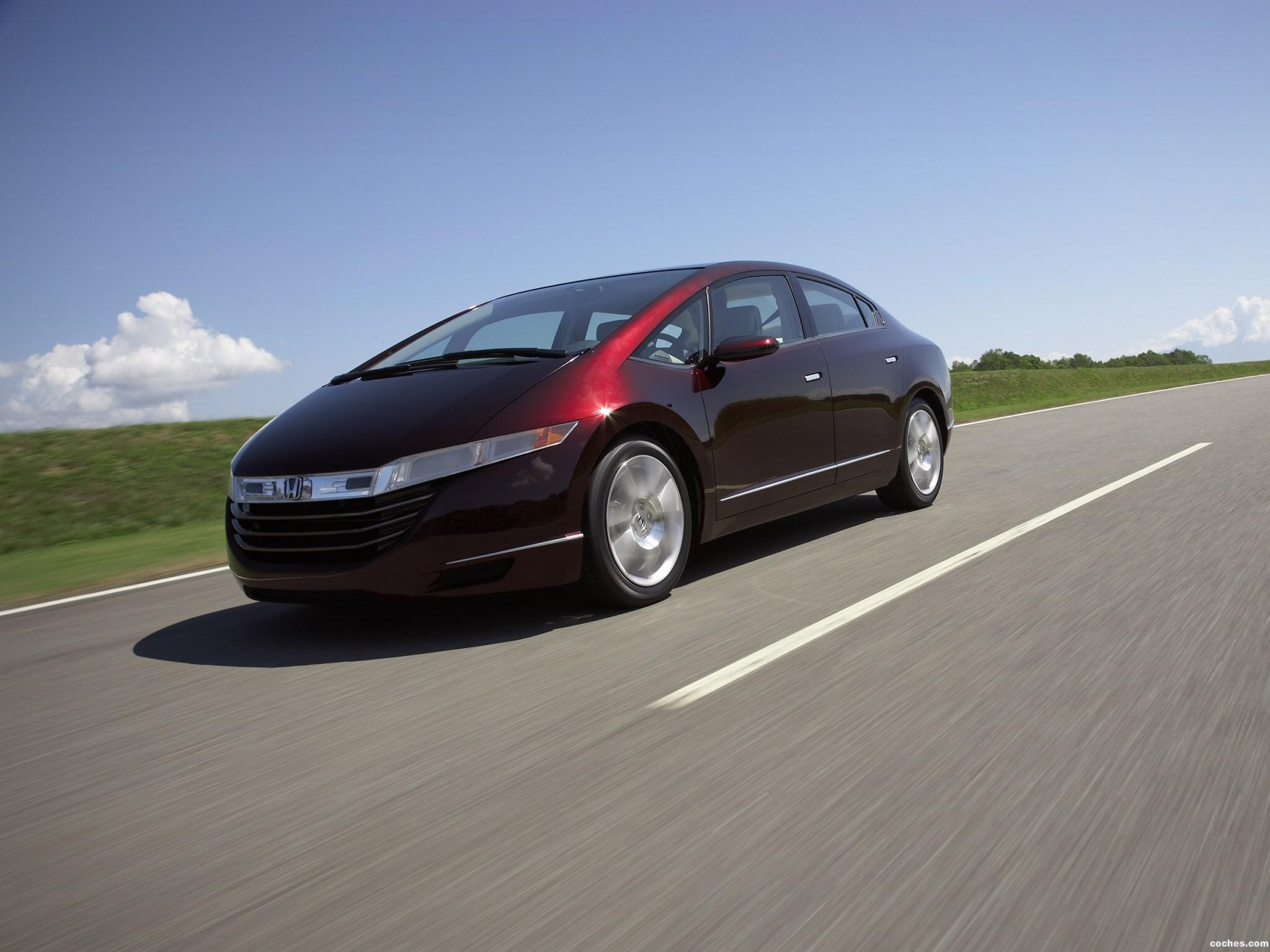 Foto 6 de Honda FCX Concept 2006