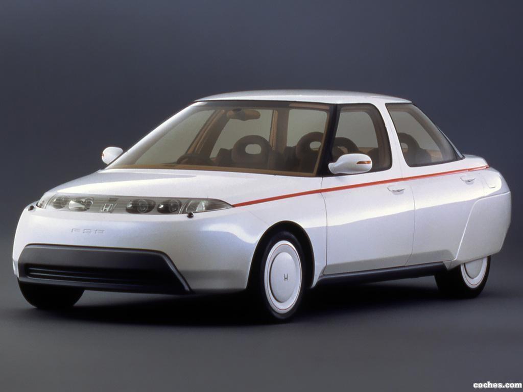 Foto 0 de Honda FSR Concept 1993