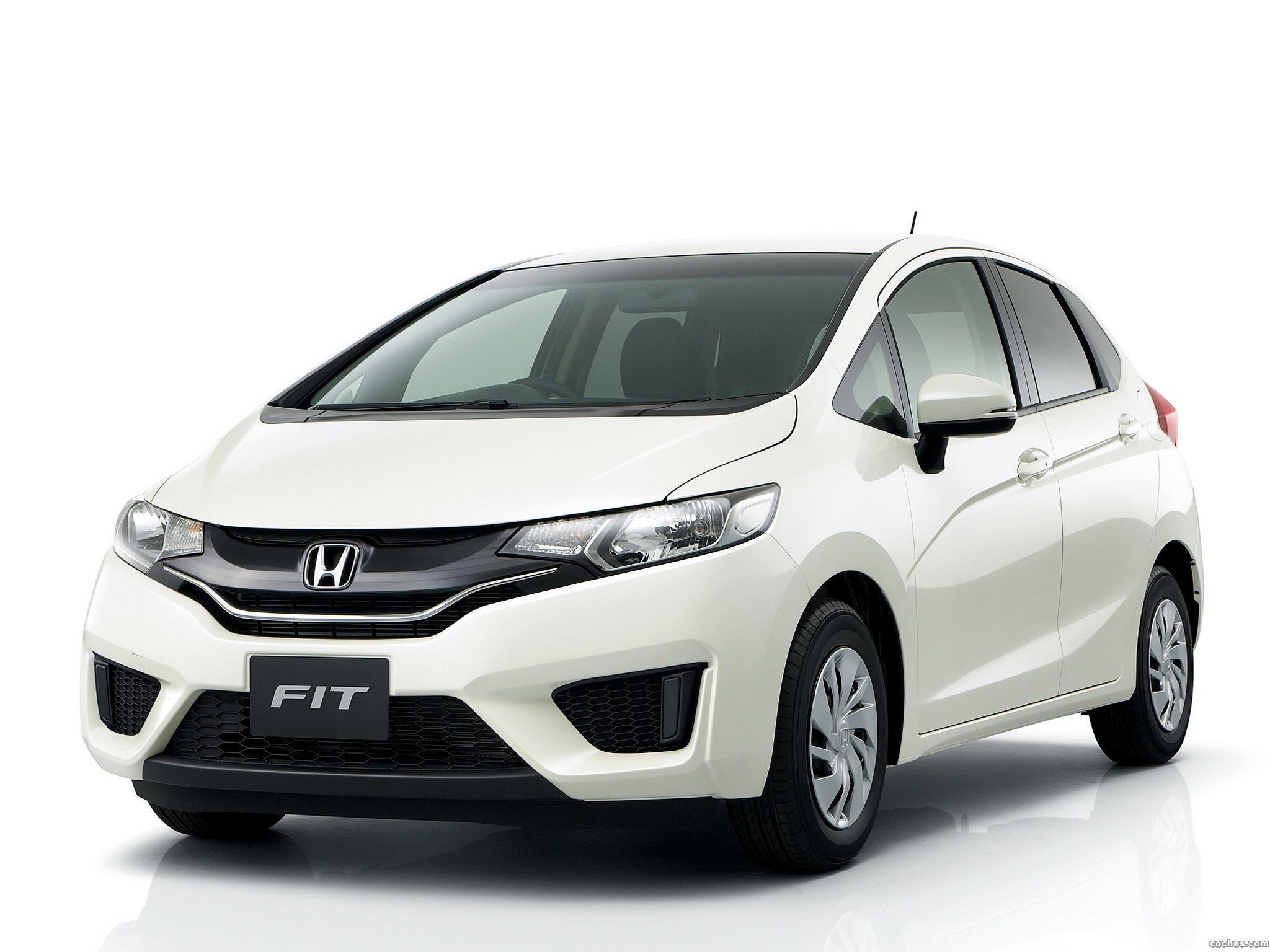 Foto 5 de Honda Fit 2014