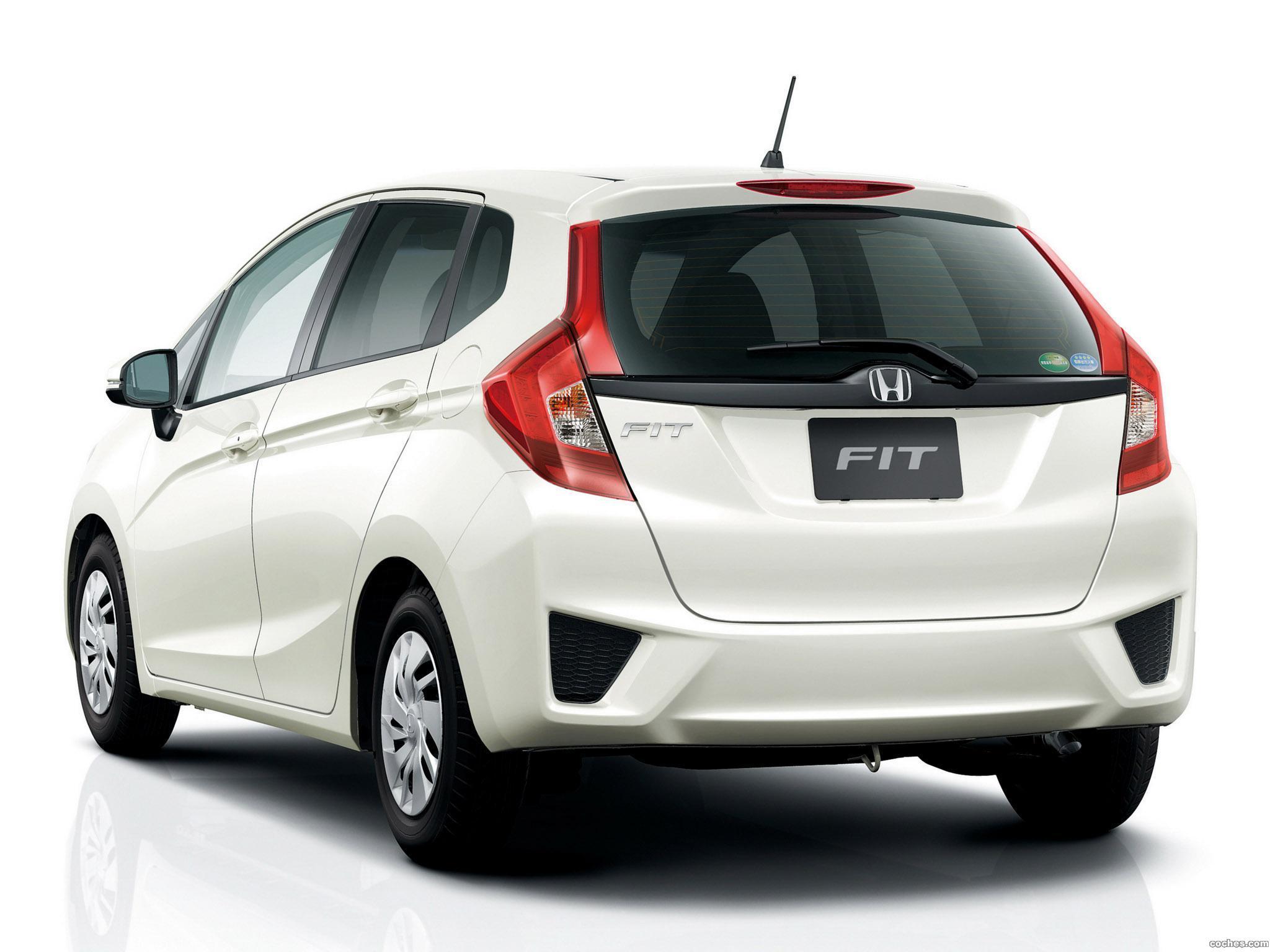 Foto 4 de Honda Fit 2014