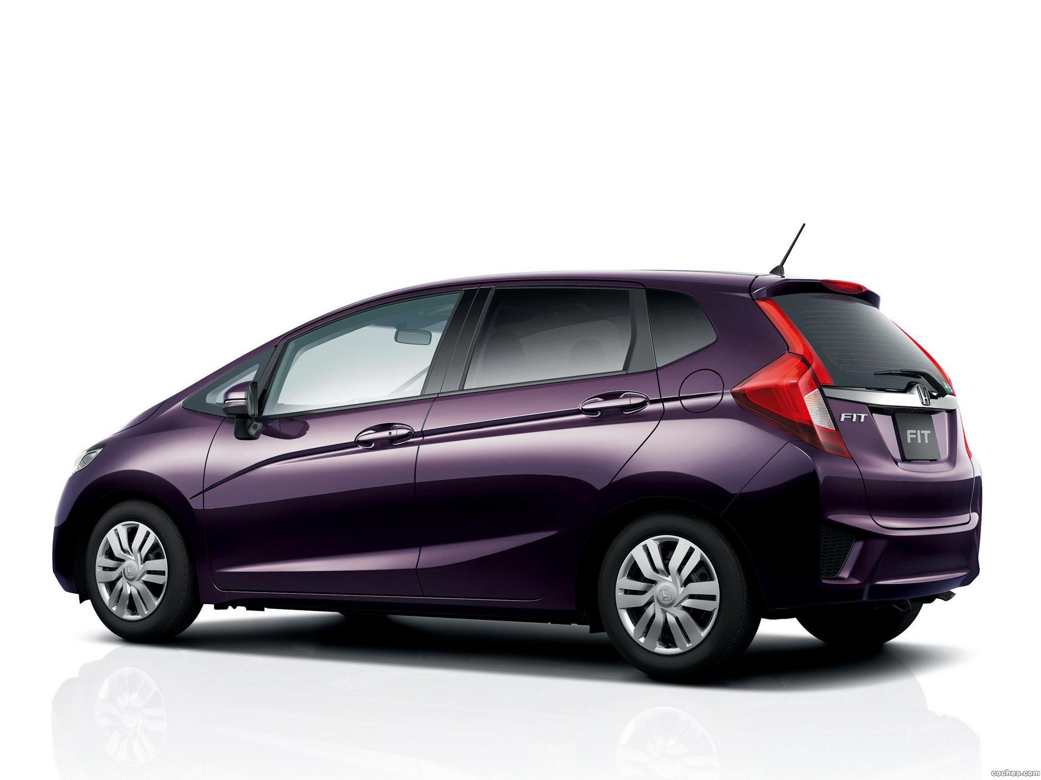 Foto 2 de Honda Fit 2014