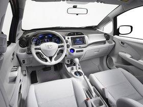 Ver foto 4 de Honda Fit EV Concept 2010