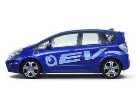 Ver foto 3 de Honda Fit EV Concept 2010