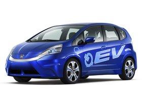 Fotos de Honda Fit EV Concept 2010