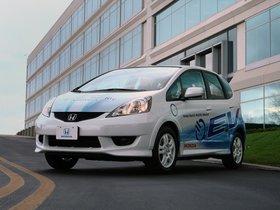 Ver foto 2 de Honda Fit EV Prototype 2010
