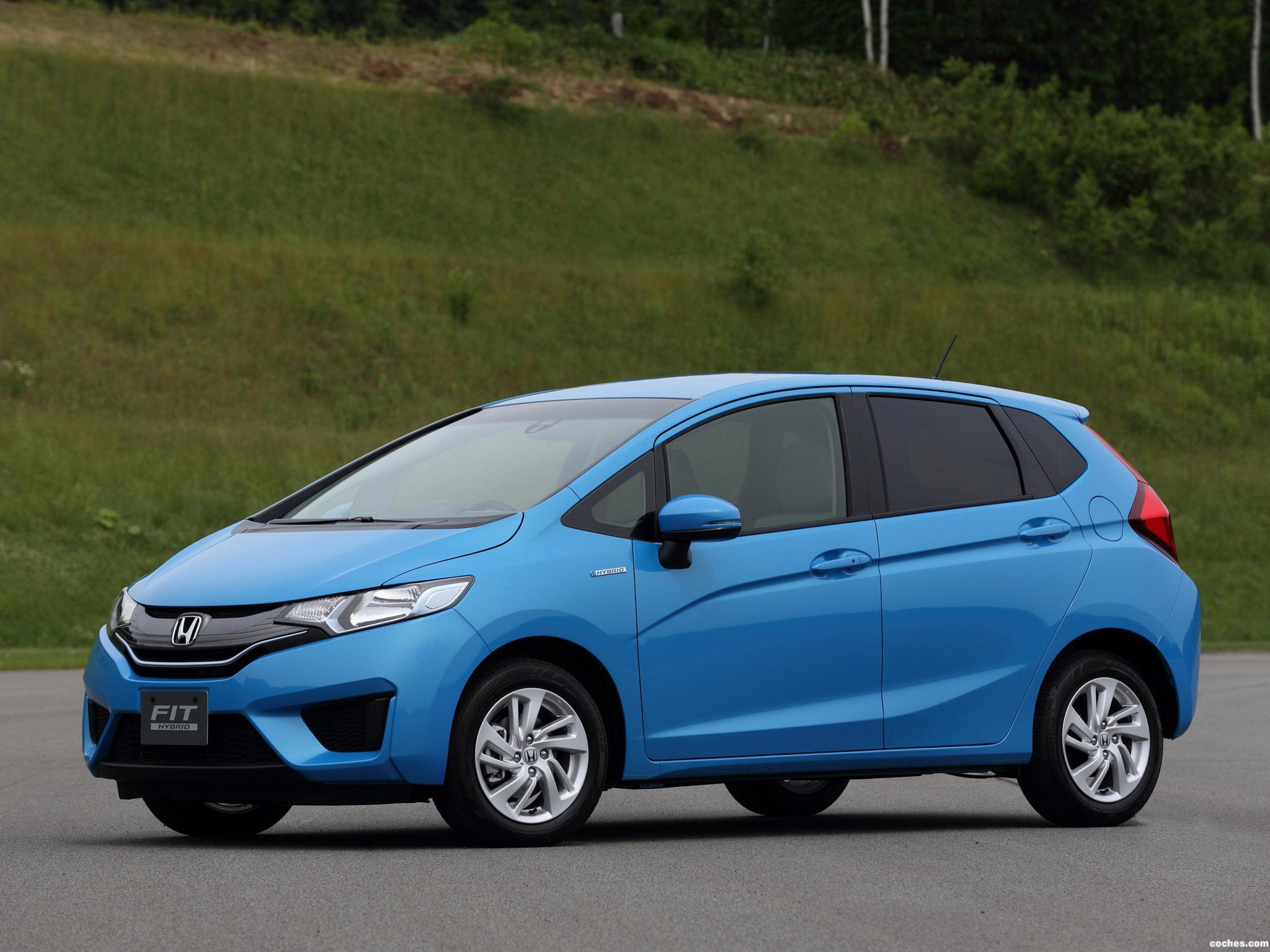 Foto 8 de Honda Fit Hybrid 2014