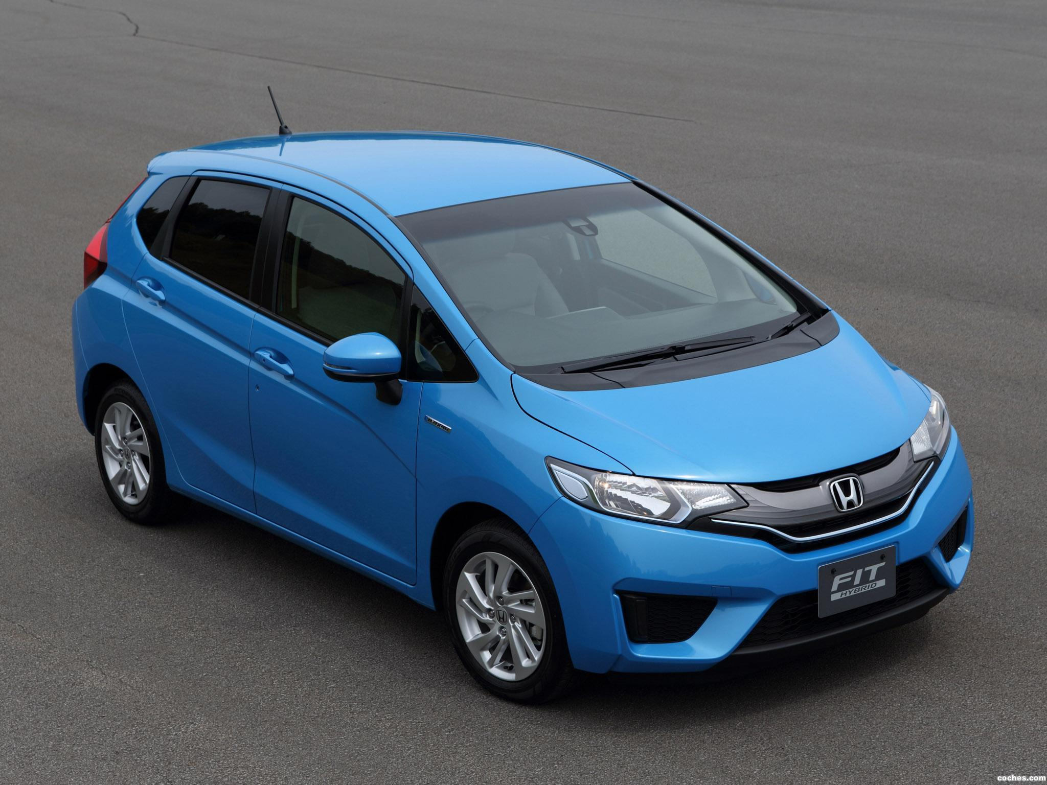 Foto 7 de Honda Fit Hybrid 2014