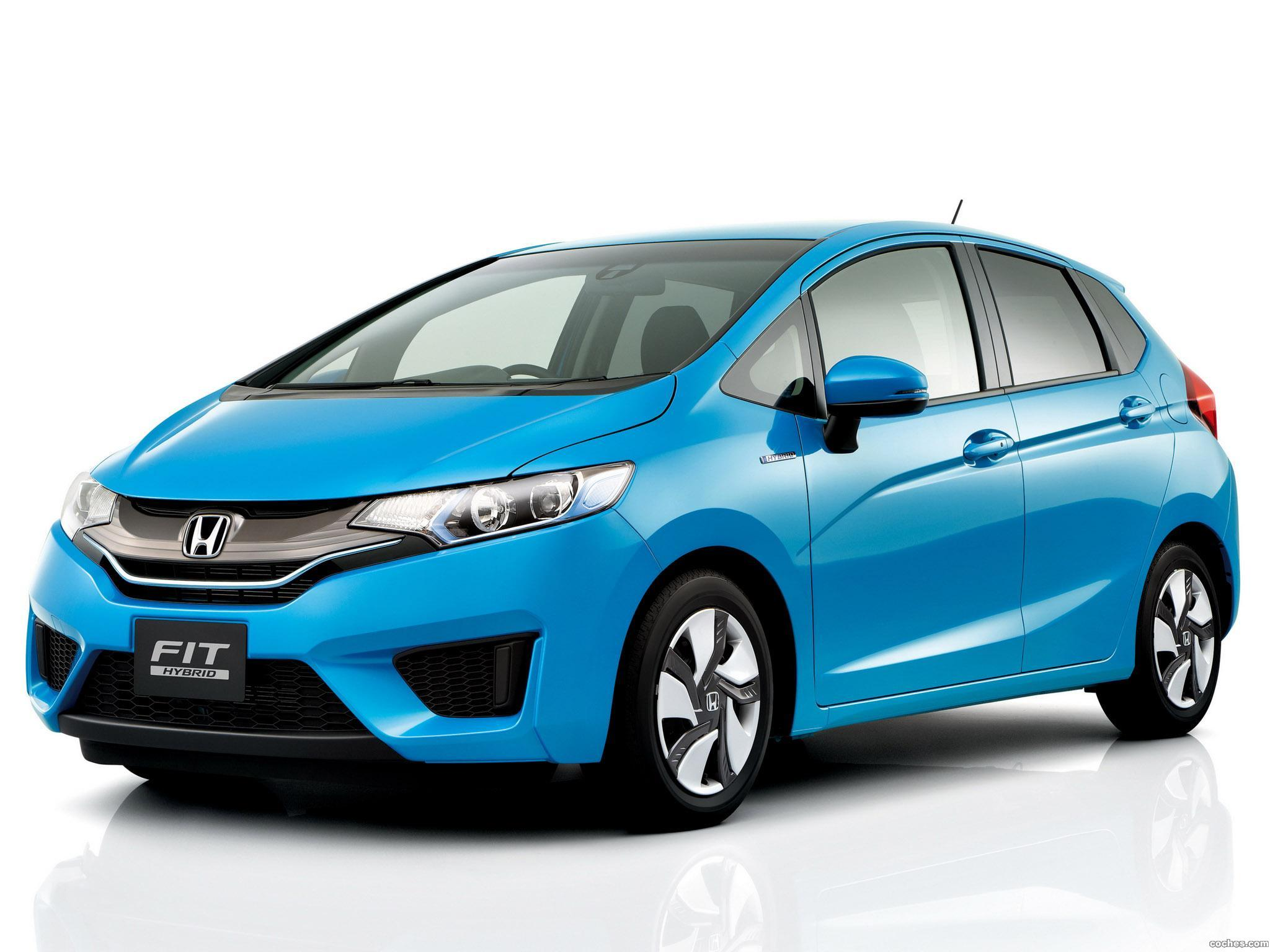 Foto 6 de Honda Fit Hybrid 2014