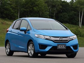 Fotos de Honda Fit Hybrid 2014