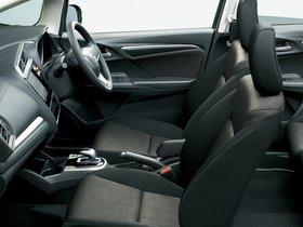 Ver foto 10 de Honda Fit Hybrid 2014