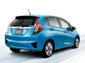 Ver foto 5 de Honda Fit Hybrid 2014