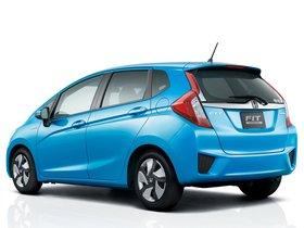 Ver foto 4 de Honda Fit Hybrid 2014