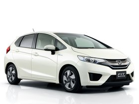 Ver foto 3 de Honda Fit Hybrid 2014
